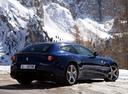 Фото авто Ferrari FF 1 поколение, ракурс: 225 цвет: синий