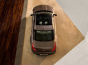 Фото авто Jaguar XJ X351 [рестайлинг], ракурс: сверху цвет: сафари