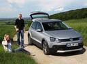 Фото авто Volkswagen Polo 5 поколение, ракурс: 315 цвет: бежевый