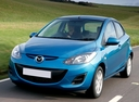 Фото авто Mazda Demio DE [рестайлинг], ракурс: 45