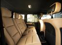 Фото авто Mercedes-Benz G-Класс W463 [3-й рестайлинг], ракурс: задние сиденья