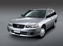 Фото авто Nissan Expert W11, ракурс: 45 цвет: серебряный