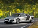 Фото авто Audi R8 1 поколение, ракурс: 45
