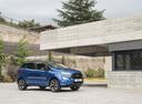 Фото авто Ford EcoSport 2 поколение [рестайлинг], ракурс: 315 цвет: синий