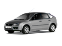 Подержанный Ford Focus, серебряный металлик, цена 290 000 руб. в ао. Ханты-Мансийском Автономном округе - Югре, хорошее состояние
