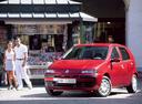 Фото авто Fiat Punto 2 поколение, ракурс: 45