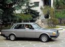 Фото авто Volvo 240 1 поколение, ракурс: 315 цвет: серый