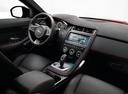 Фото авто Jaguar E-Pace 1 поколение, ракурс: торпедо
