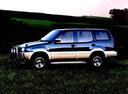 Фото авто Nissan Mistral R20, ракурс: 45
