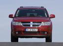 Фото авто Dodge Journey 1 поколение,  цвет: красный