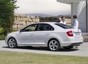 Фото авто Skoda Rapid 3 поколение, ракурс: 135 цвет: белый