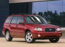 Фото авто Subaru Forester 2 поколение, ракурс: 315