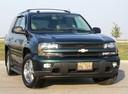 Фото авто Chevrolet TrailBlazer 1 поколение, ракурс: 315