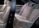 Фото авто Toyota Crown Majesta S170, ракурс: задние сиденья