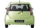 Фото авто Daihatsu Sirion 2 поколение, ракурс: 180