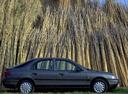 Фото авто Ford Mondeo 1 поколение, ракурс: 270