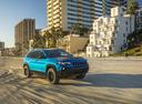 Фото авто Jeep Cherokee KL [рестайлинг], ракурс: 315 цвет: голубой