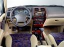 Фото авто Nissan Terrano R20 [рестайлинг], ракурс: торпедо
