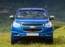 Фото авто Chevrolet TrailBlazer 2 поколение,  цвет: синий