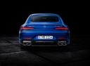 Фото авто Mercedes-Benz AMG GT C190 [рестайлинг], ракурс: 180 цвет: синий