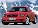 Фото авто Audi TT 8N, ракурс: 45