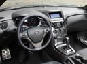 Фото авто Hyundai Genesis 1 поколение [рестайлинг], ракурс: рулевое колесо