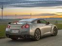 Фото авто Nissan GT-R R35 [2-й рестайлинг], ракурс: 225 цвет: серый