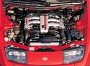 Фото авто Nissan 300ZX Z32, ракурс: двигатель