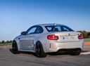 Фото авто BMW M2 F87 [рестайлинг], ракурс: 135 цвет: белый