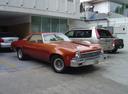 Фото авто Chevrolet Chevelle 3 поколение, ракурс: 315