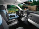 Фото авто Volkswagen Multivan T5, ракурс: сиденье