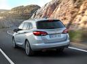 Фото авто Opel Astra K, ракурс: 135 цвет: серебряный