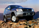 Фото авто Toyota Land Cruiser Prado J90, ракурс: 315