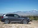 Фото авто BMW X3 G01, ракурс: 270 цвет: серый