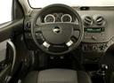 Фото авто Chevrolet Aveo T250 [рестайлинг], ракурс: рулевое колесо