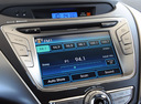 Фото авто Hyundai Elantra MD, ракурс: центральная консоль