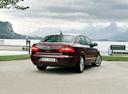 Фото авто Skoda Superb 2 поколение, ракурс: 180 цвет: бордовый