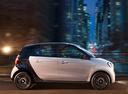 Фото авто Smart Forfour 2 поколение, ракурс: 270 цвет: белый