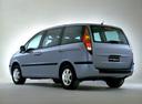 Фото авто Fiat Ulysse 2 поколение, ракурс: 135