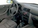 Фото авто Audi A3 8L, ракурс: торпедо