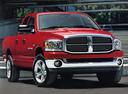 Фото авто Dodge Ram 3 поколение [рестайлинг], ракурс: 315 цвет: красный