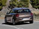 Фото авто BMW 1 серия F20/F21, ракурс: 135 цвет: коричневый