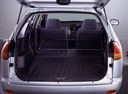 Фото авто Nissan AD Y11, ракурс: багажник цвет: серебряный