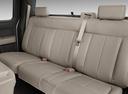 Фото авто Ford F-Series 11 поколение, ракурс: задние сиденья