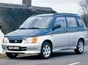Фото авто Daihatsu Gran Move 1 поколение, ракурс: 45