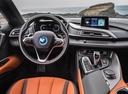 Фото авто BMW i8 I12 [рестайлинг], ракурс: торпедо
