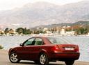 Фото авто Ford Mondeo 3 поколение, ракурс: 90 цвет: красный