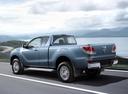 Фото авто Mazda BT-50 2 поколение, ракурс: 135