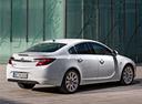 Фото авто Opel Insignia A [рестайлинг], ракурс: 225 цвет: белый