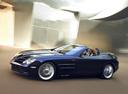 Фото авто Mercedes-Benz SLR-Класс C199, ракурс: 90